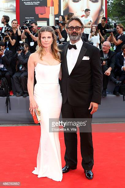 Baltasar Kormakur attends the opening ceremony and premiere of 'Everest' during the 72nd Venice Film Festival on September 2 2015 in Venice Italy