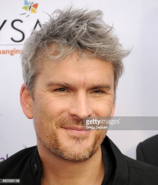 Balthazar Getty arrives at the 16th Annual Chrysalis Butterfly Ball at a private residence on June 3 2017 in Brentwood California