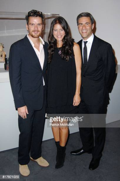 Balthazar Getty Katherine Ross and Michael Govan attend Fashioning Fashion Private Dinner at the Los Angeles County Museum of Art Sponsored by Van...