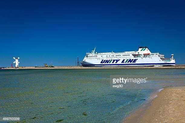 Baltic Sea Ferry