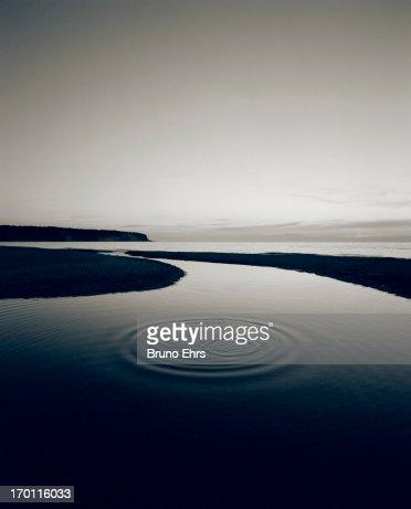 Baltic Sea, Ireviken, Gotland, Sweden : Stock Photo