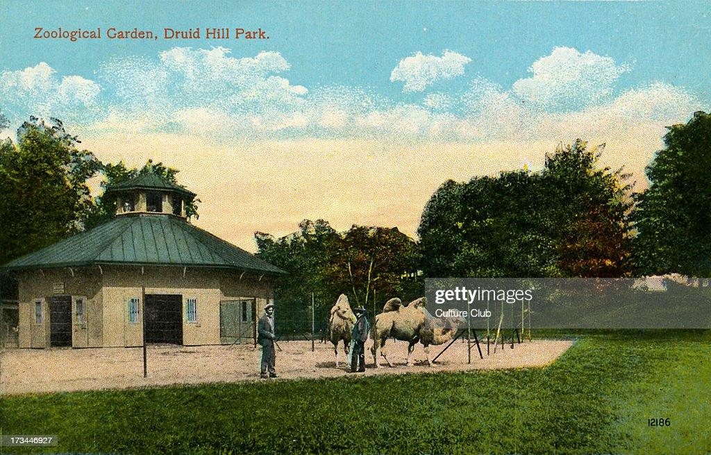 Druid Hill Park Zoological Garden
