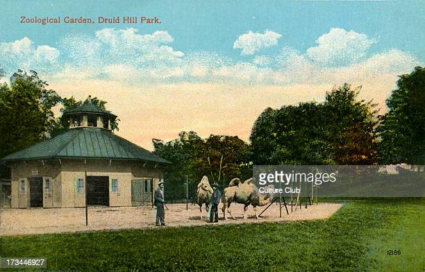 Druid Hill Park Zoological Garden