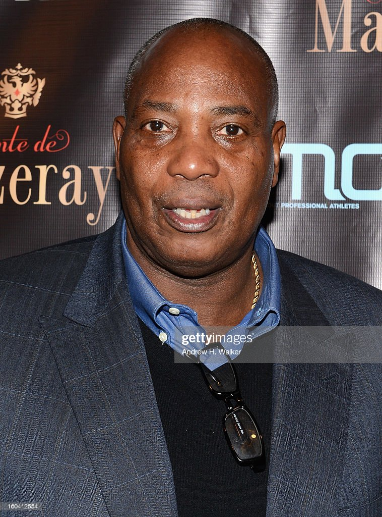 Baltimore Ravens general manager and executive vice president Ozzie Newsome attends the 6th Annual Moves Magazine Super Bowl Party at Metropolitan Nightclub on January 30, 2013 in New Orleans, Louisiana.