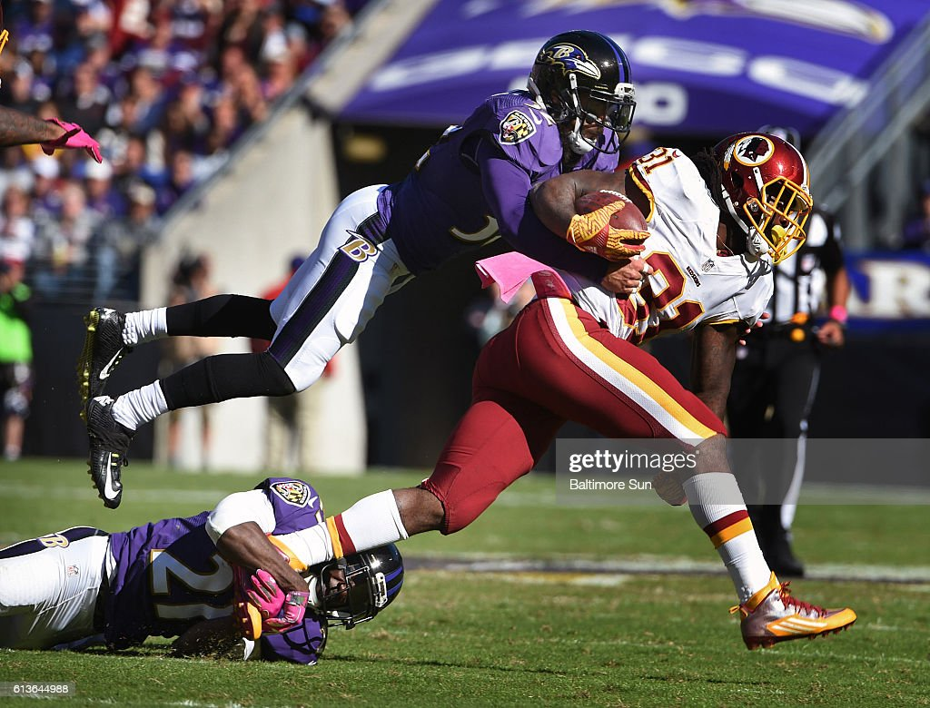 Ravens lose 16 10 to Redskins after Perrimans late touchdown is