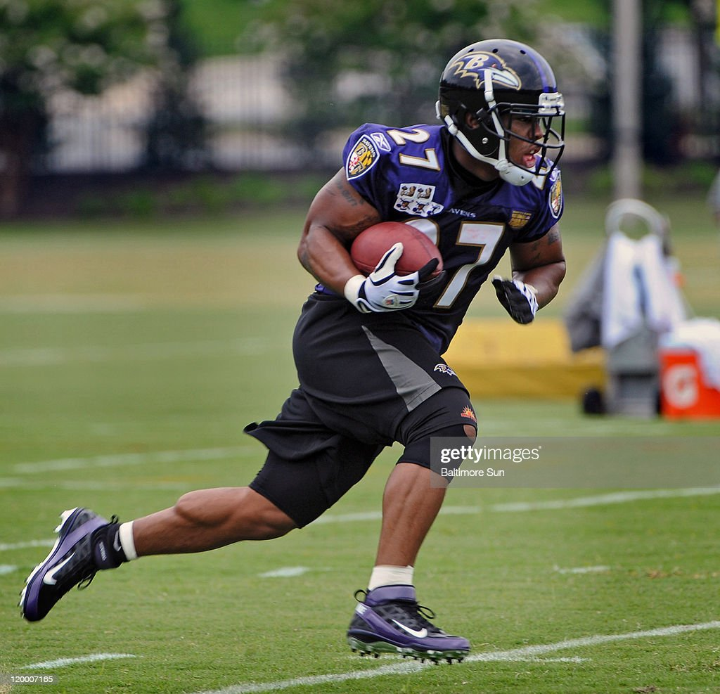 Baltimore Ravens seem oddly unsure at running back group
