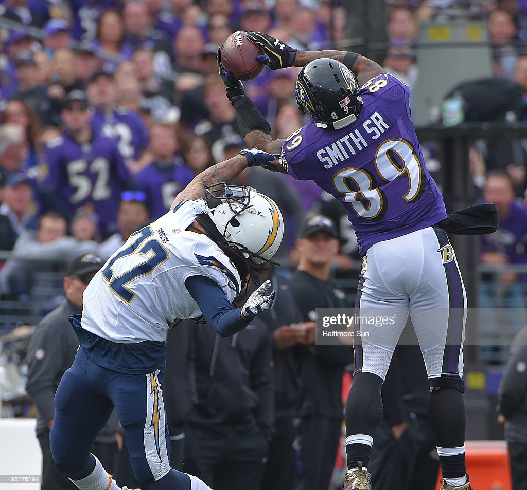 San Diego Chargers at Baltimore Ravens