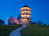 Baltimore's Patterson Park Pagoda