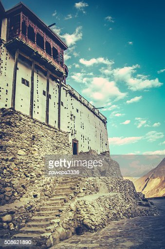 Baltit Fort : Stock Photo