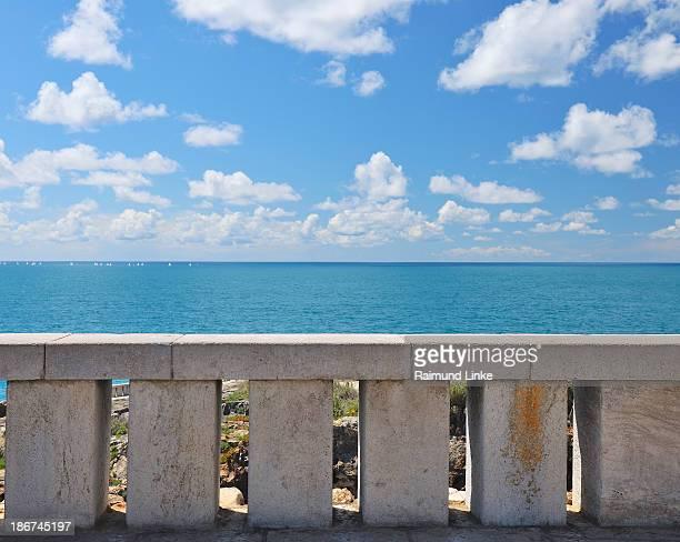 Balustrade and Observation Deck