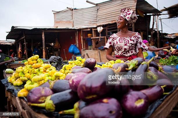 Bamako Markt