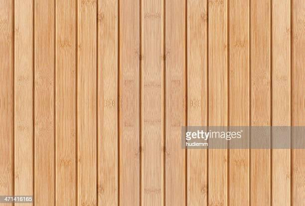 Fond de texture de sol en bambou