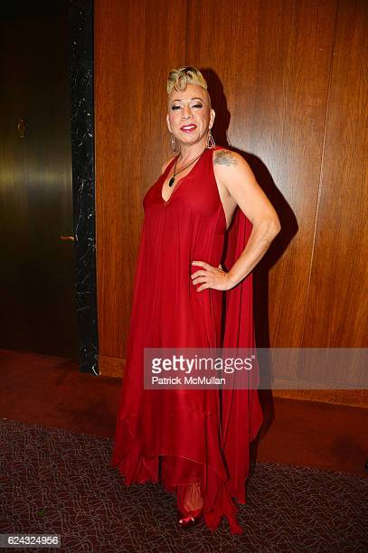 Bamby Salcedo attends the HBO Documentary Films New York Premiere of 'The Trans List' at The Paley Center for Media on November 17 2016 in New York...