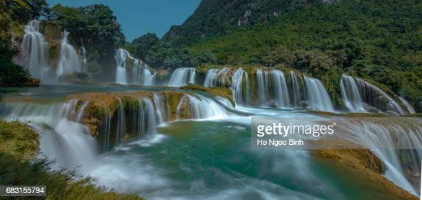 Ban Gioc - Detian waterfall