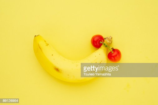 banana and cherry