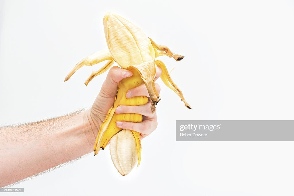 Banana Explosion : Stock Photo