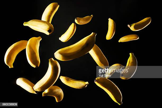 Banana in the air