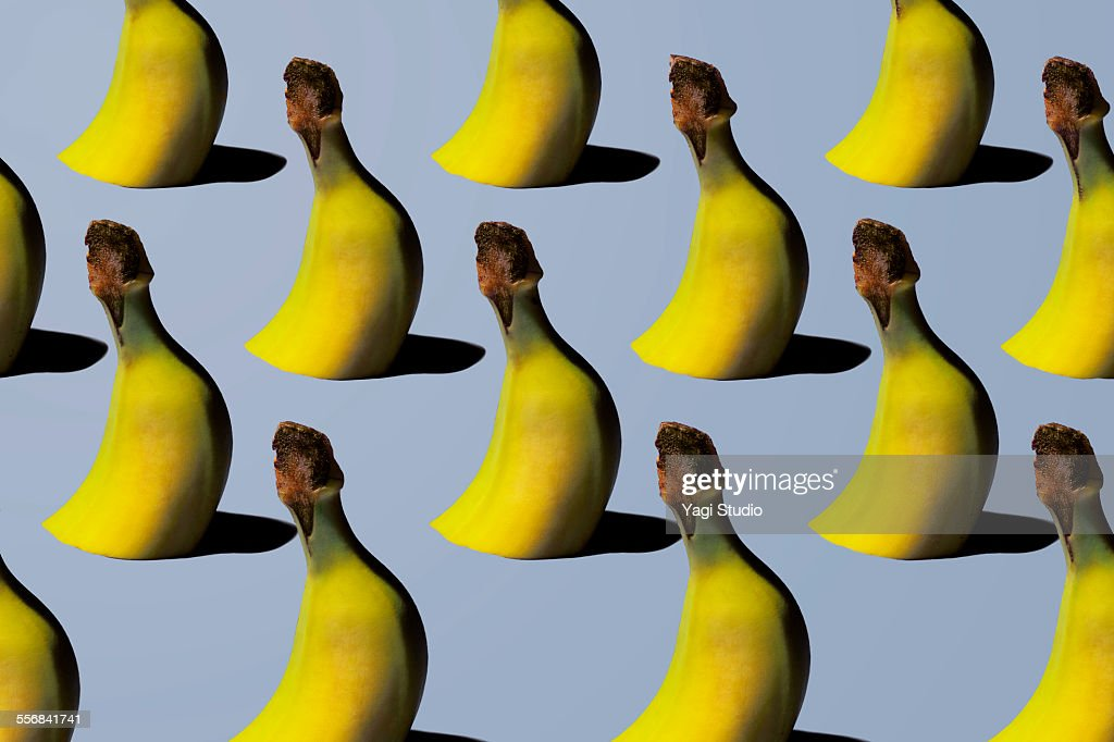 Banana : Stock Photo