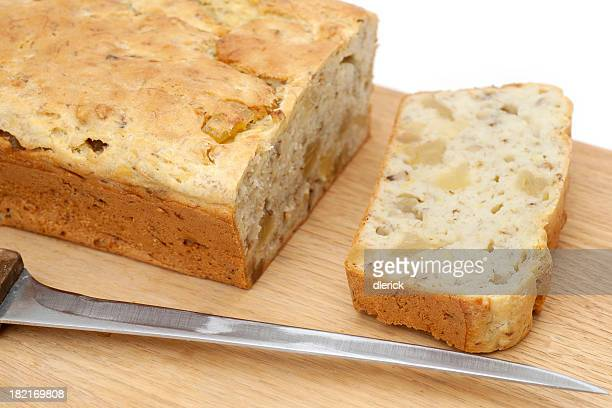 banana pineapple sweet bread