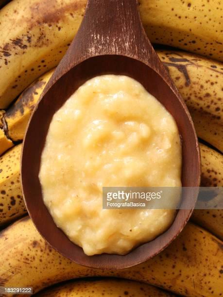 Banana puree