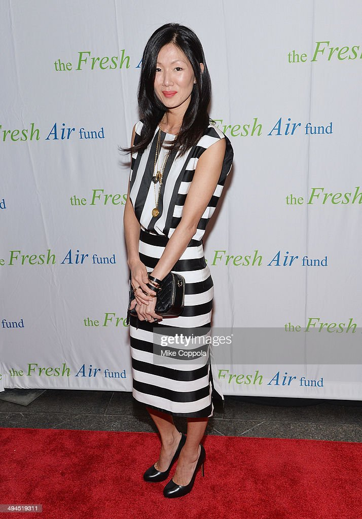 Banana Republic Creative Director Marissa Webb attends the 2014 Fresh Air Fund Honoring Our American Hero at Pier Sixty at Chelsea Piers on May 29, 2014 in New York City.
