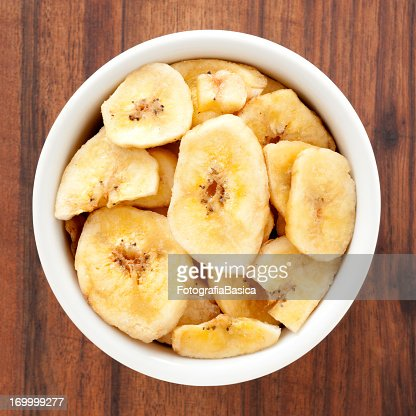 Banana fetta snack
