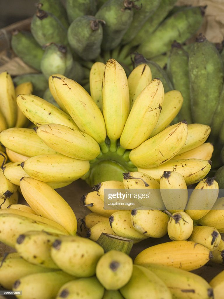 Bananas : Stock Photo
