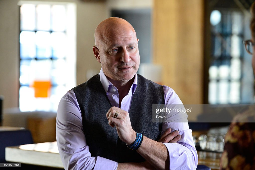 TOP CHEF -- 'Banannaise' Episode 1306 -- Pictured: Tom Colicchio --
