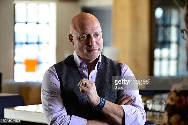 TOP CHEF 'Banannaise' Episode 1306 Pictured Tom Colicchio
