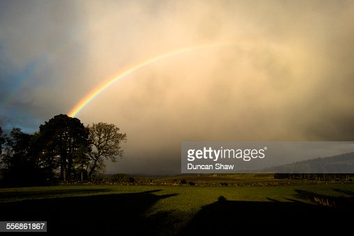 Banchory rainbow