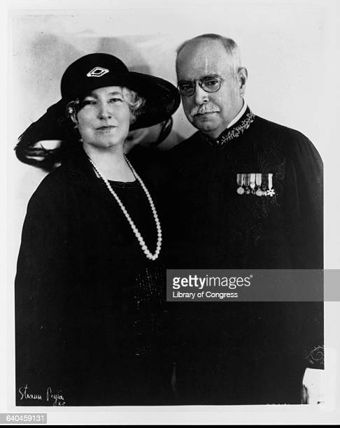 Band Conductor John Philip Sousa and Wife Jane