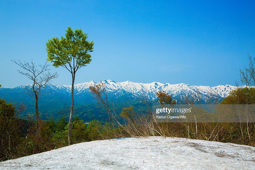 Bandai Asahi National Park, Fukushima Prefecture, Japan