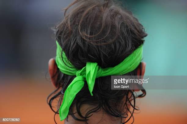 Bandana de Rafael NADAL Finale Simple Messieurs Roland Garros 2010