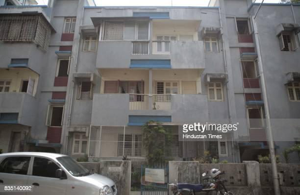 Bandra residence of Naxalite leader Arun Pereira