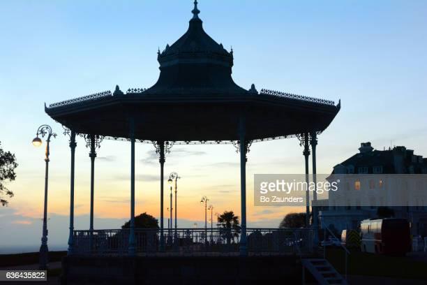 Bandstand, Folkestone, England