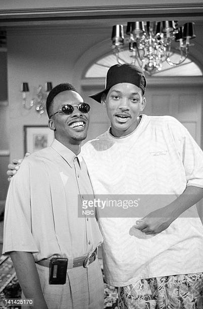 AIR 'Bang the Drum Ashley' Episode 2 Air Date Pictured Jeffrey A Townes as Jazz Will Smith as William 'Will' Smith Photo by Alice S Hall/NBCU Photo...
