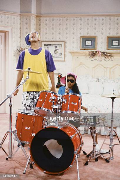 AIR 'Bang the Drum Ashley' Episode 2 Pictured Will Smith as William 'Will' Smith Tatyana Ali as Ashley Banks Photo by Alice S Hall/NBCU Photo Bank
