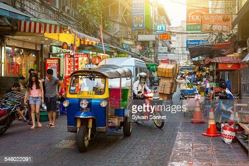 Bangkok, Chinatown District