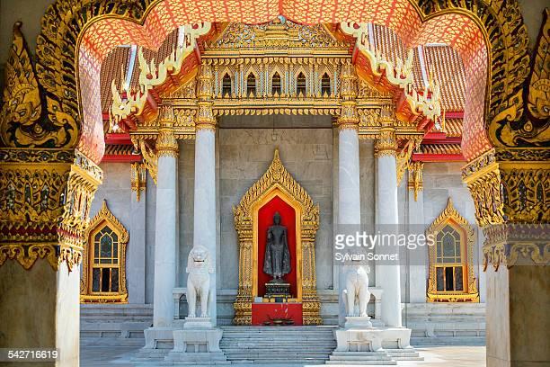 Bangkok, marble temple