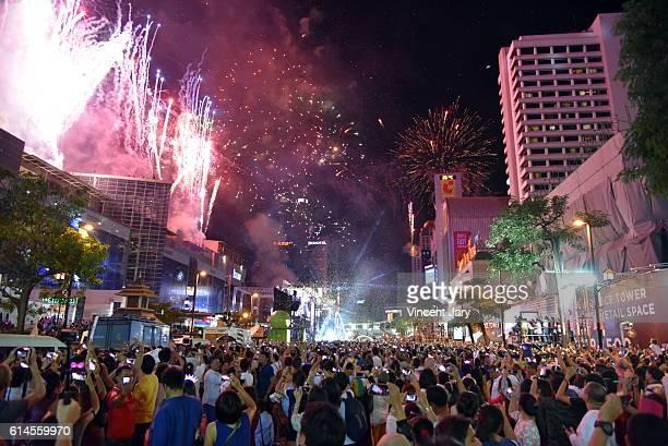 Bangkok new year Thailand, Asia