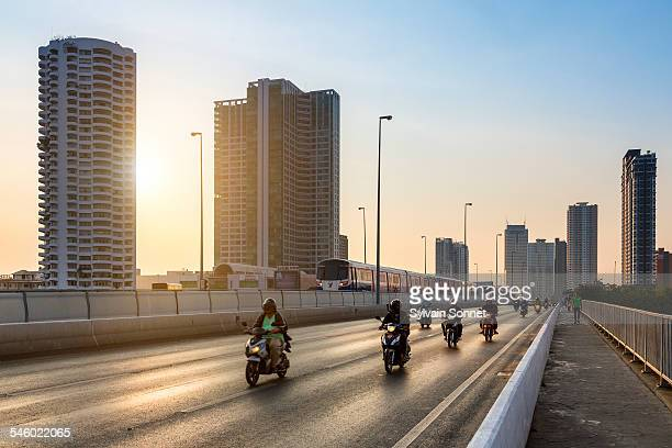 Bangkok, Somdedprajaotaksinmahalad Bridge