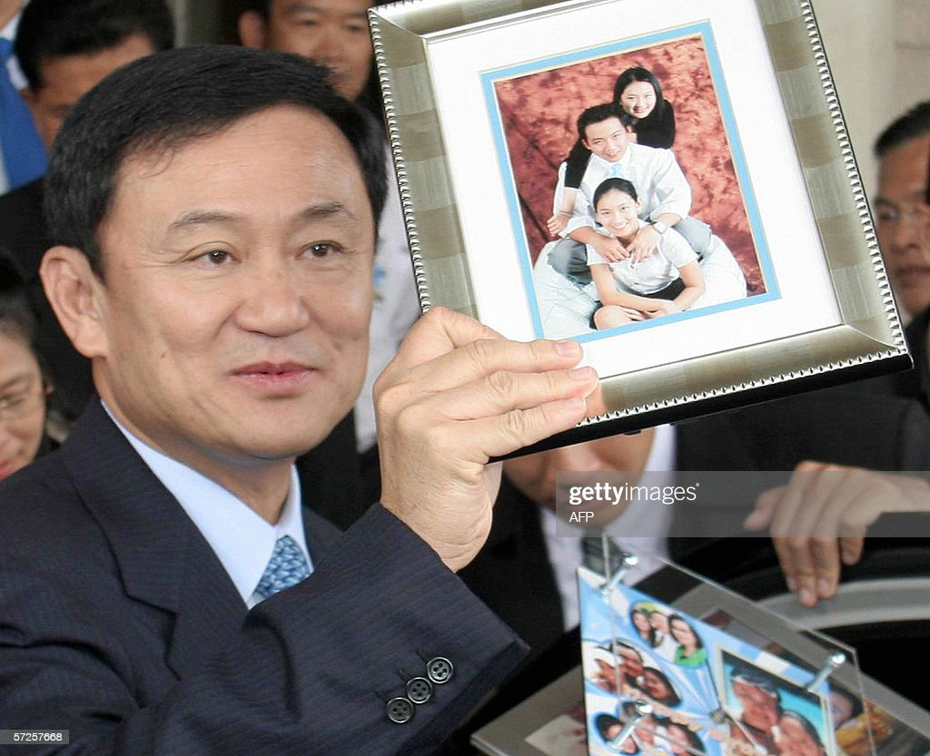 The Press Cabinet Thai Opposition Says Thaksin Must Quit Politics Photos And Images