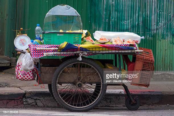Bangkok_itinerant fruit shop