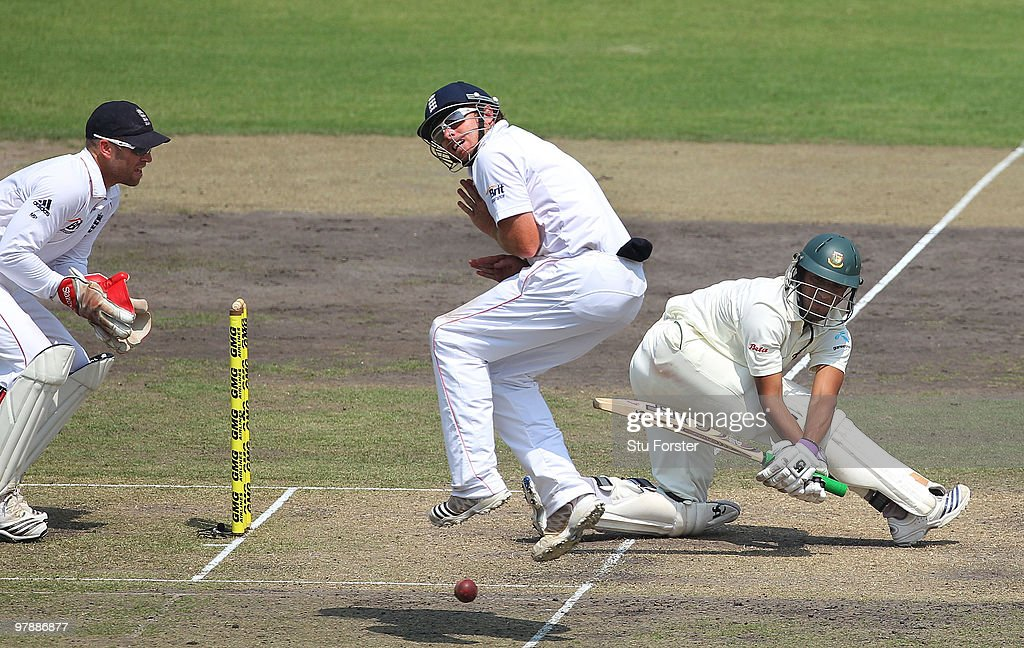 Bangladesh v England - 2nd Test Day One