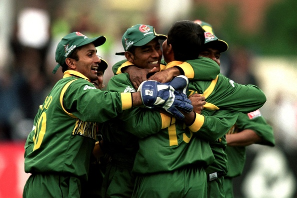 Cricket - ICC World Cup - Group B - Pakistan v Bangladesh : News Photo