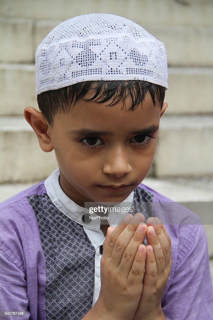 A Bangladeshi Muslim offer Friday prayers as Ramadan continues at a National mosque in Dhaka on June 24, 2016. Muslims around the world are observing the holy fasting month of Ramadan, celebrated with prayers, readings from the Koran, and gatherings with family and friends as they abstain from eating, drinking, smoking and sexual relations from dawn till dusk.