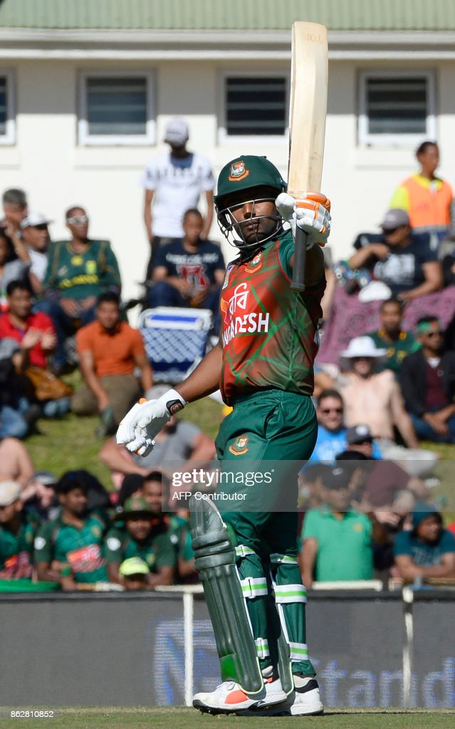 South Africa v Bangladesh - 2nd ODI