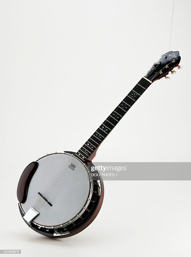 Banjo made by Eko