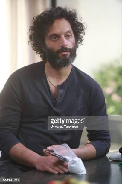 NINE 'Bank Job' Episode 421 Pictured Jason Mantzoukas as Adrian Pimento