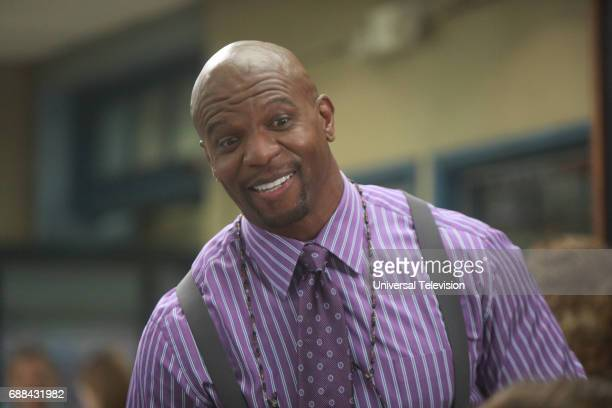 NINE 'Bank Job' Episode 421 Pictured Terry Crews as Terry Jeffords